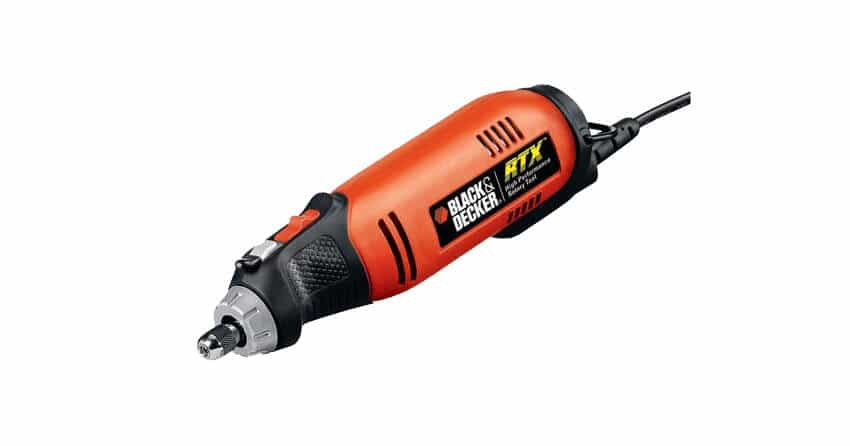 Black and Decker RTX-6 Rotary Tool Review : Power In Your Hand