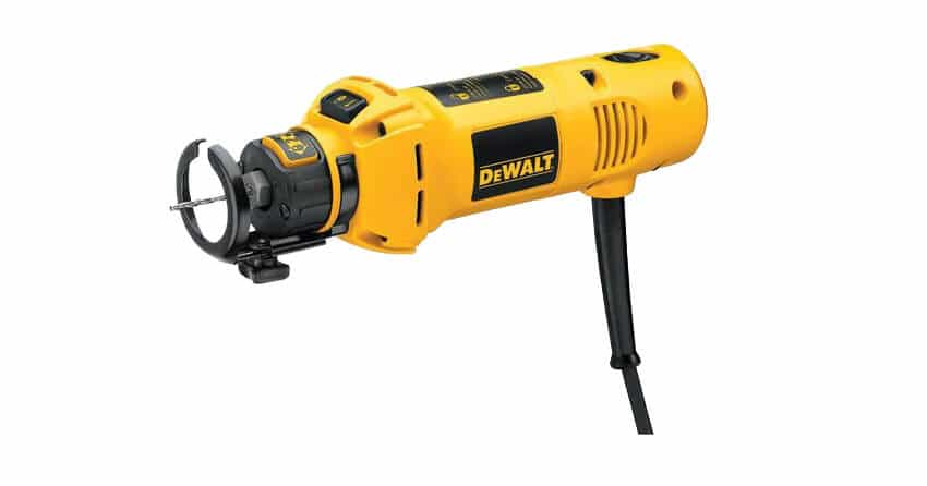 Dewalt DW660 Cut-Out Rotary Tool Review