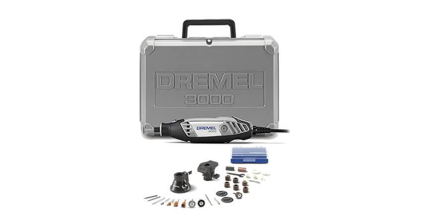 Dremel 3000 Rotary Tool Review