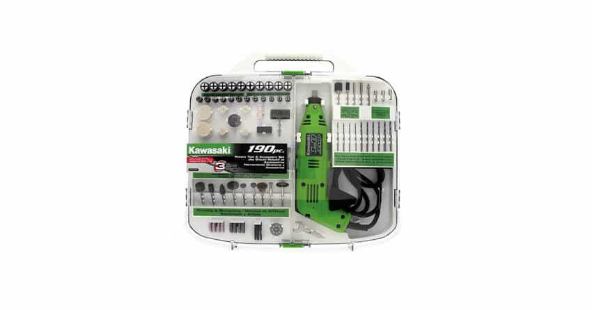 Kawasaki 840589 Rotary Tool Review : High Quality for Excellent Results