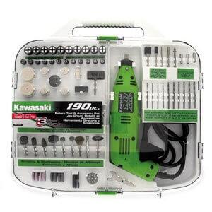 Kawasaki 840589 Rotary Tool Review