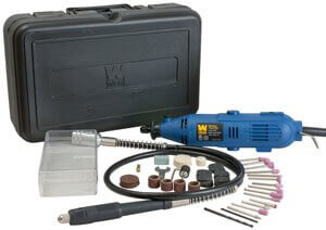 WEN 2305 Rotary Tool Kit review