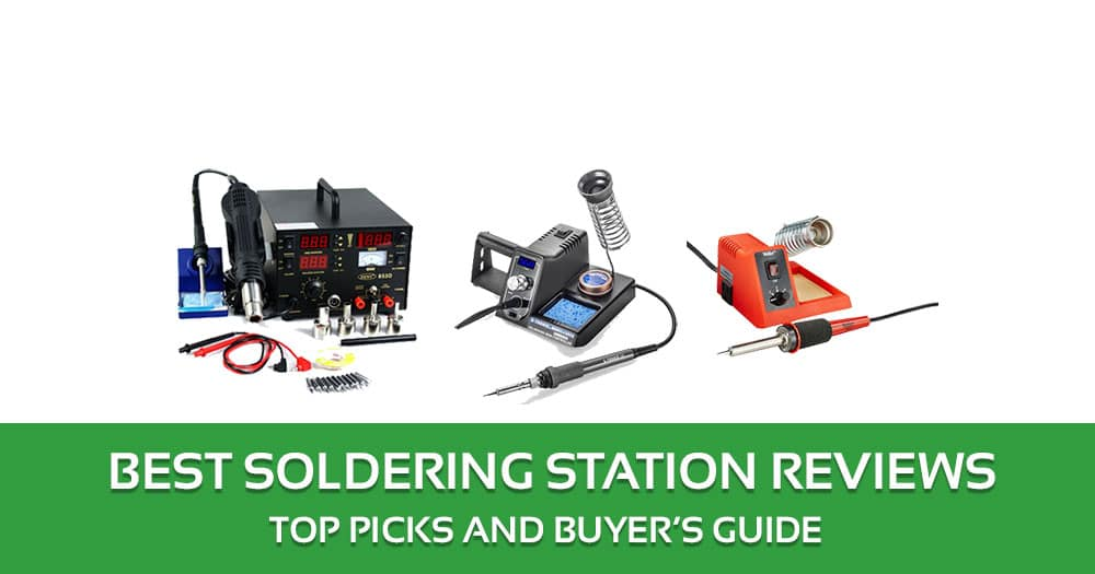 The-Best Soldering-Station-Reviews