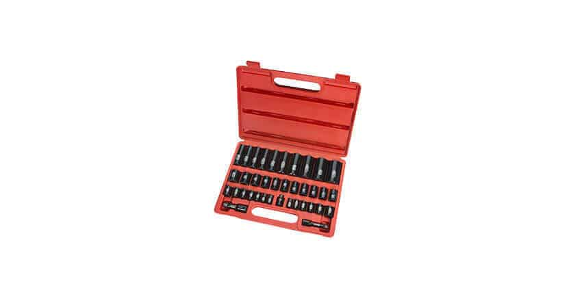 Tekton Impact Socket Set Review 4888, 38-Piece