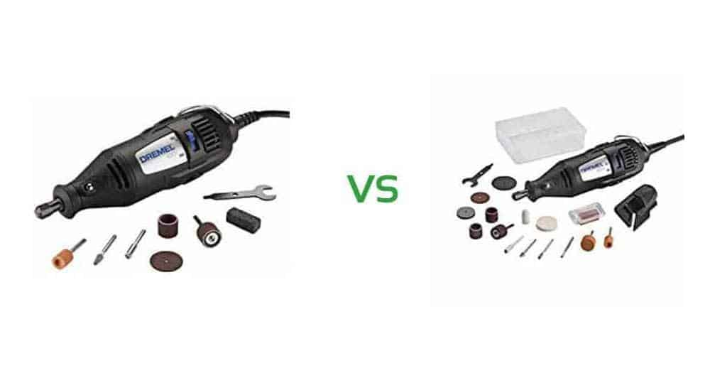 Dremel 100 vs 200 Rotary Tool Comparison and Reviews