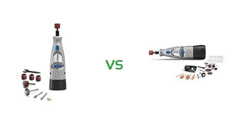 Dremel 7300 vs 7700 Rotary Tool Comparison
