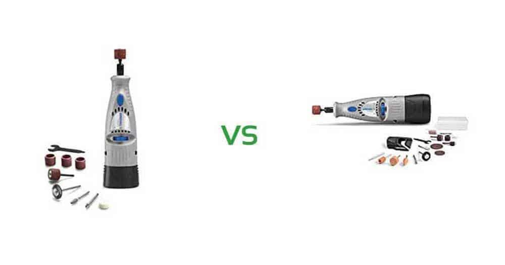Dremel 7300 vs 7700 Rotary Tool Comparison