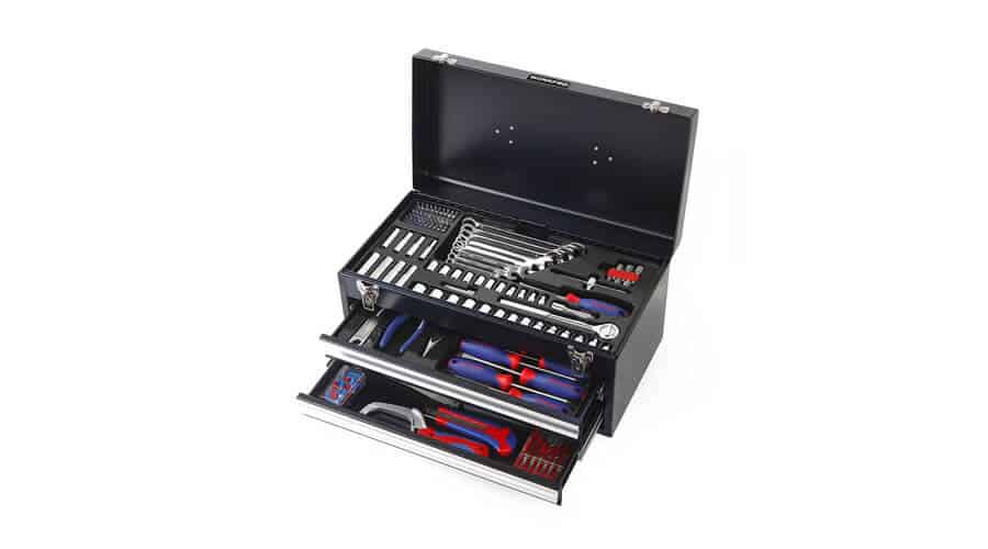 How To Organize A Mechanics Tool Chest