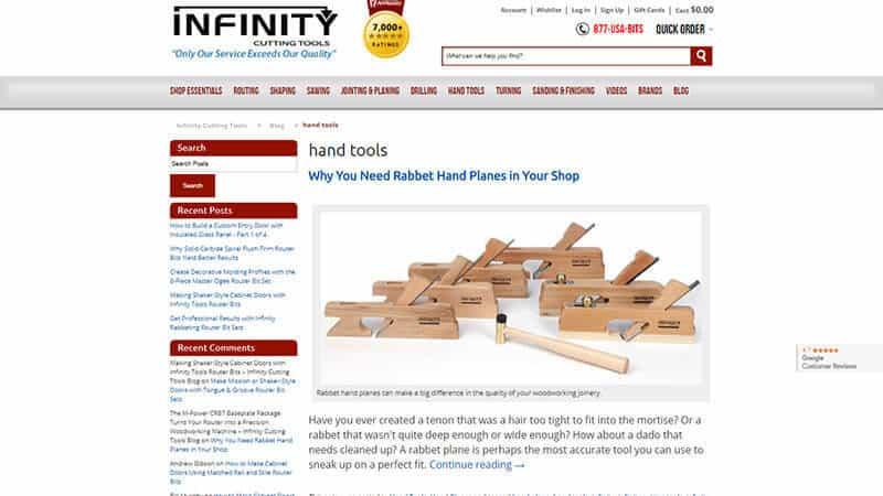 Infinity Tools