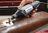 Corded Dremel 400 High Performance Rotary Tool
