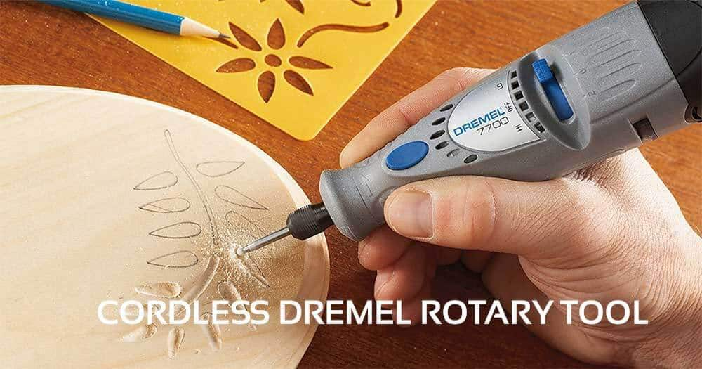Cordless Dremel Rotary Tool