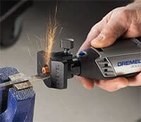 It's a Dremel 300 Variable Speed Rotary Tool