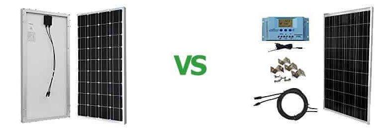 Windynation vs Renogy: 100 Watt Panel Comparison