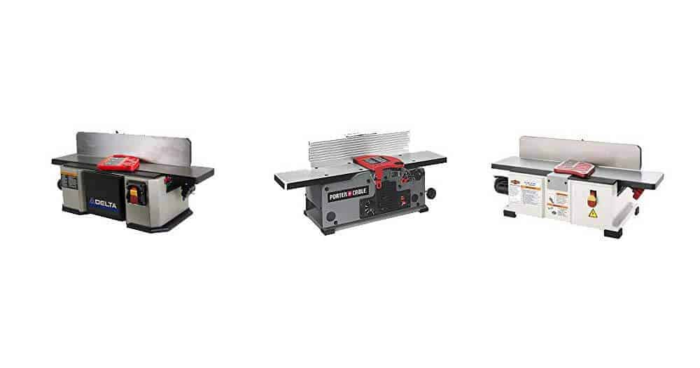 6 Inch Jointer Comparison & Reviews