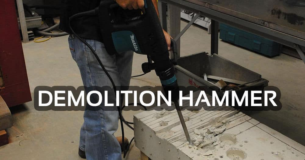 Best Demolition Hammer Review