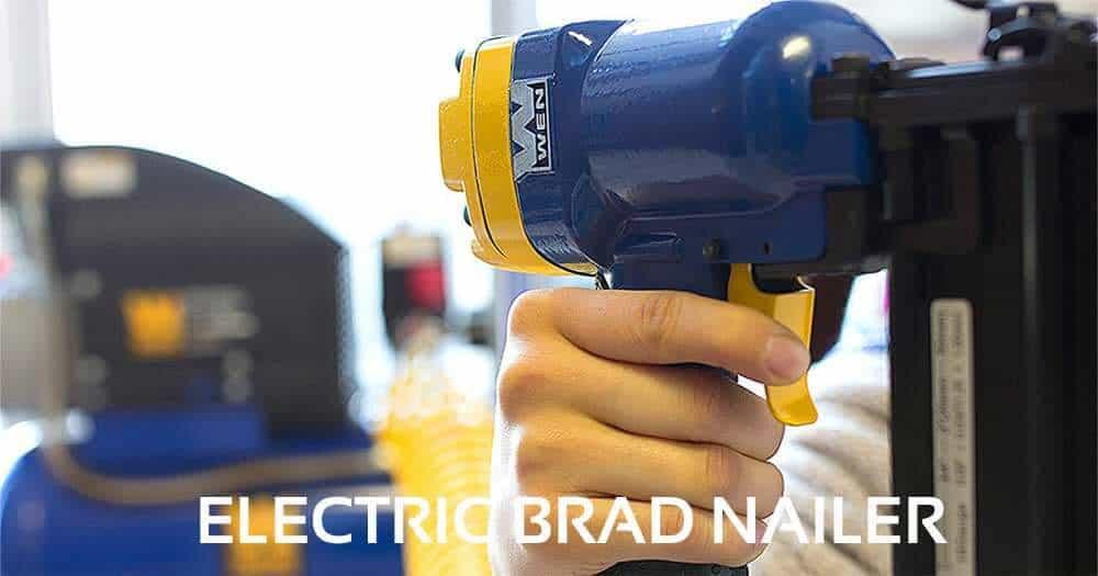 Electric Brad Nailer